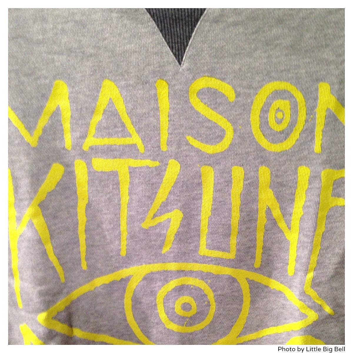 Maison-Kitsune-sweatshirt-1