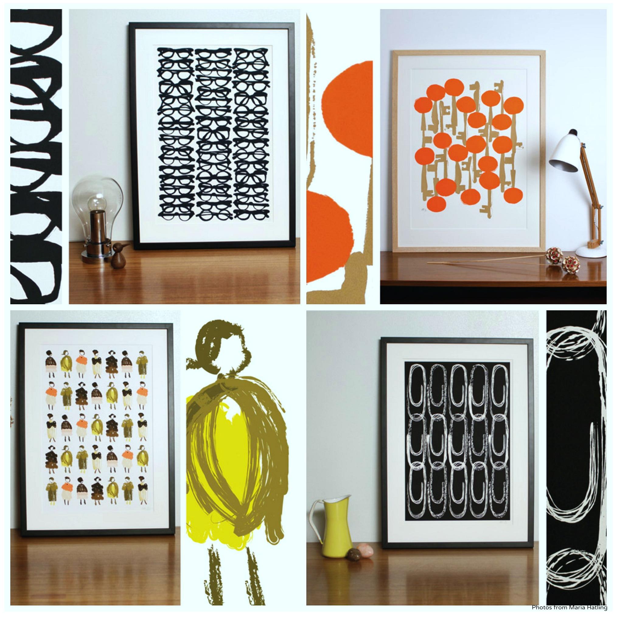 Orla kiely papier peint best exceptional papier peint orla kiely with orla kiely papier peint - Papier peint retro ...