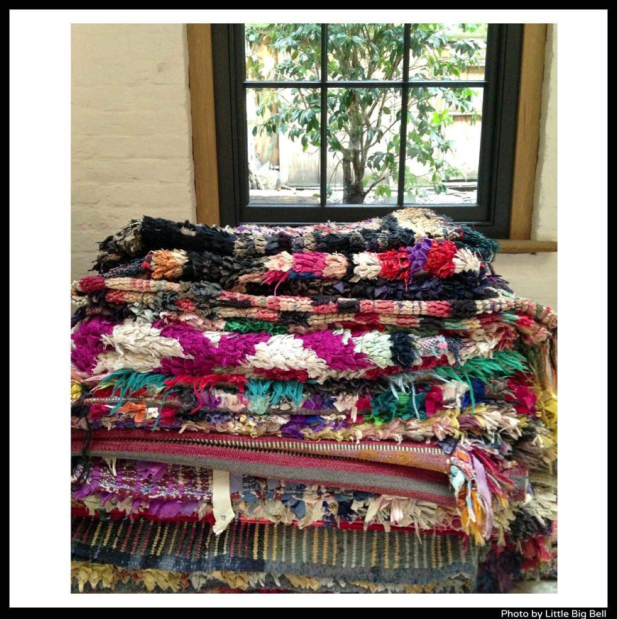 Littlebigbell carpets by emily 39 s house london design for London design festival 2013