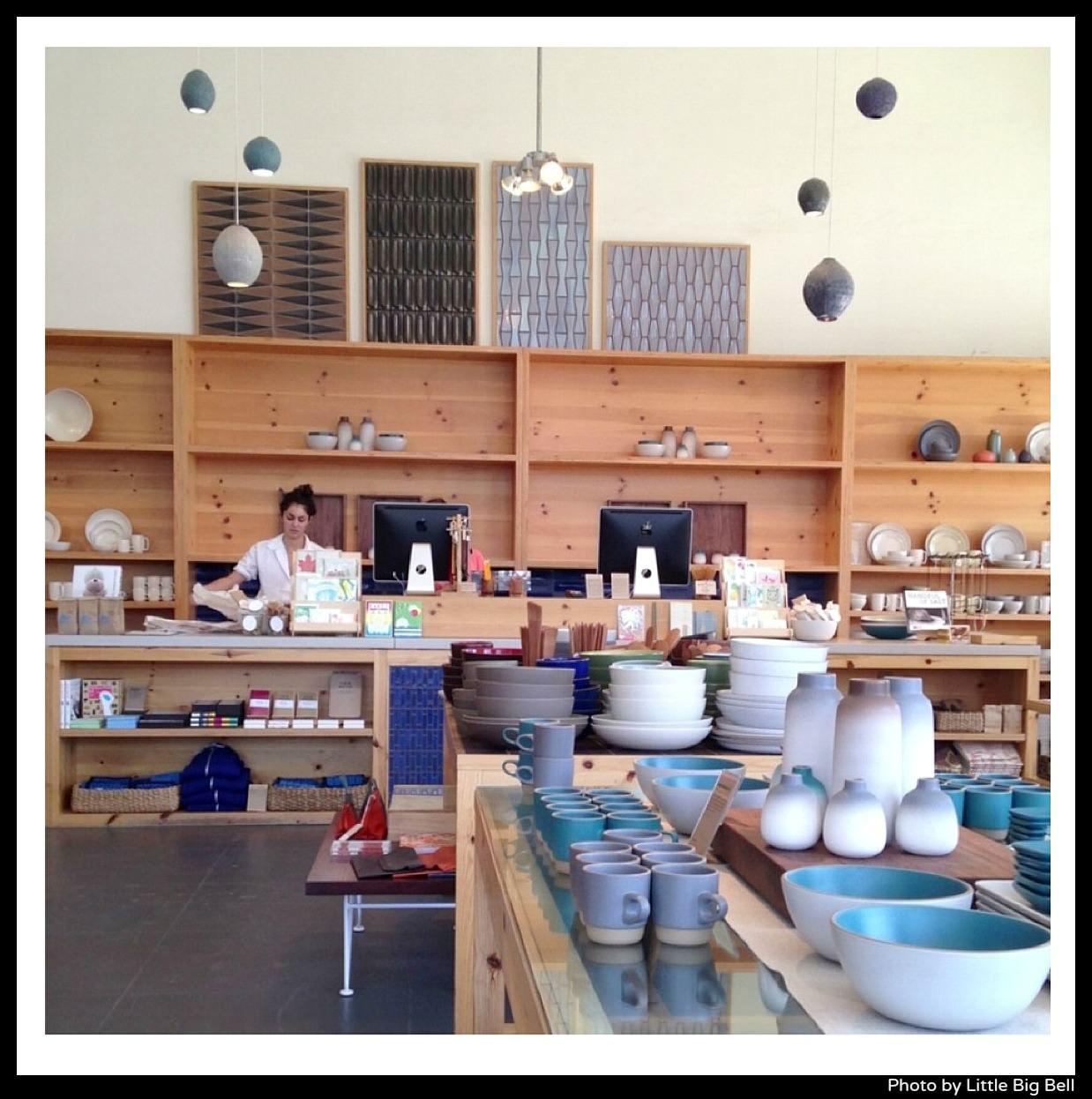 littleBIGBELL Heath-Ceramics-shop