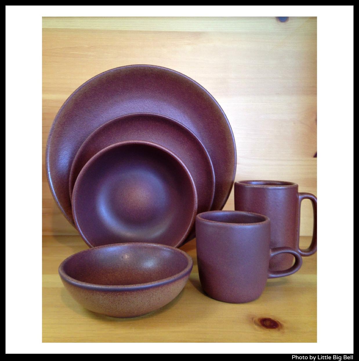 Littlebigbell Heath Ceramics Dinner Set