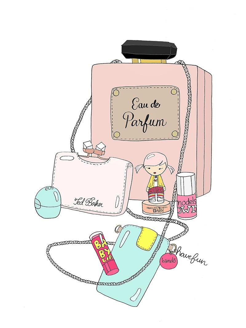 Style-with-jj-handbag-print-by-Kristina-Hultkrantz-on-Little-Big-Bell