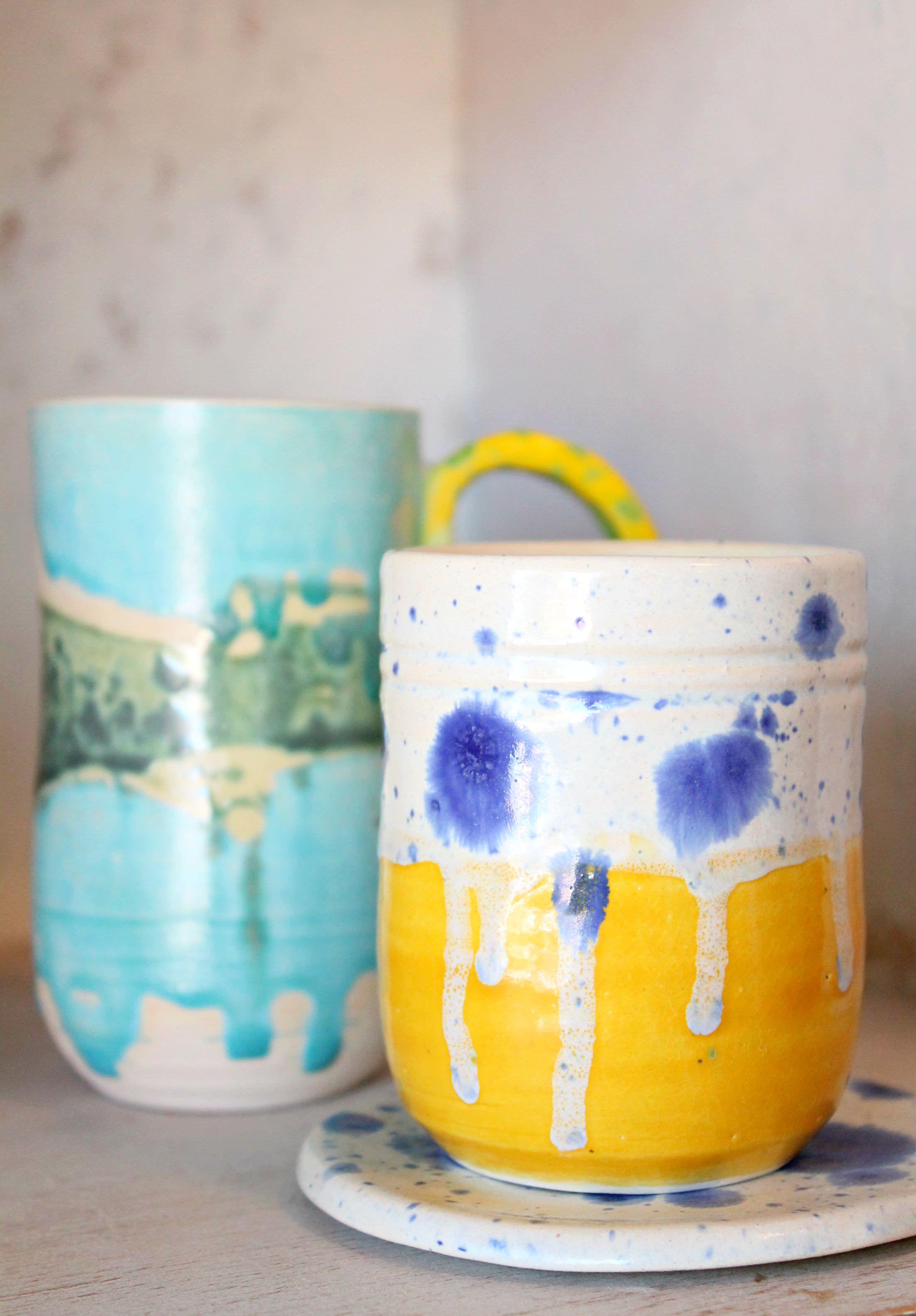 Colourful-ceramics-Eski-Datca-photo-by-Little-Big-Bell