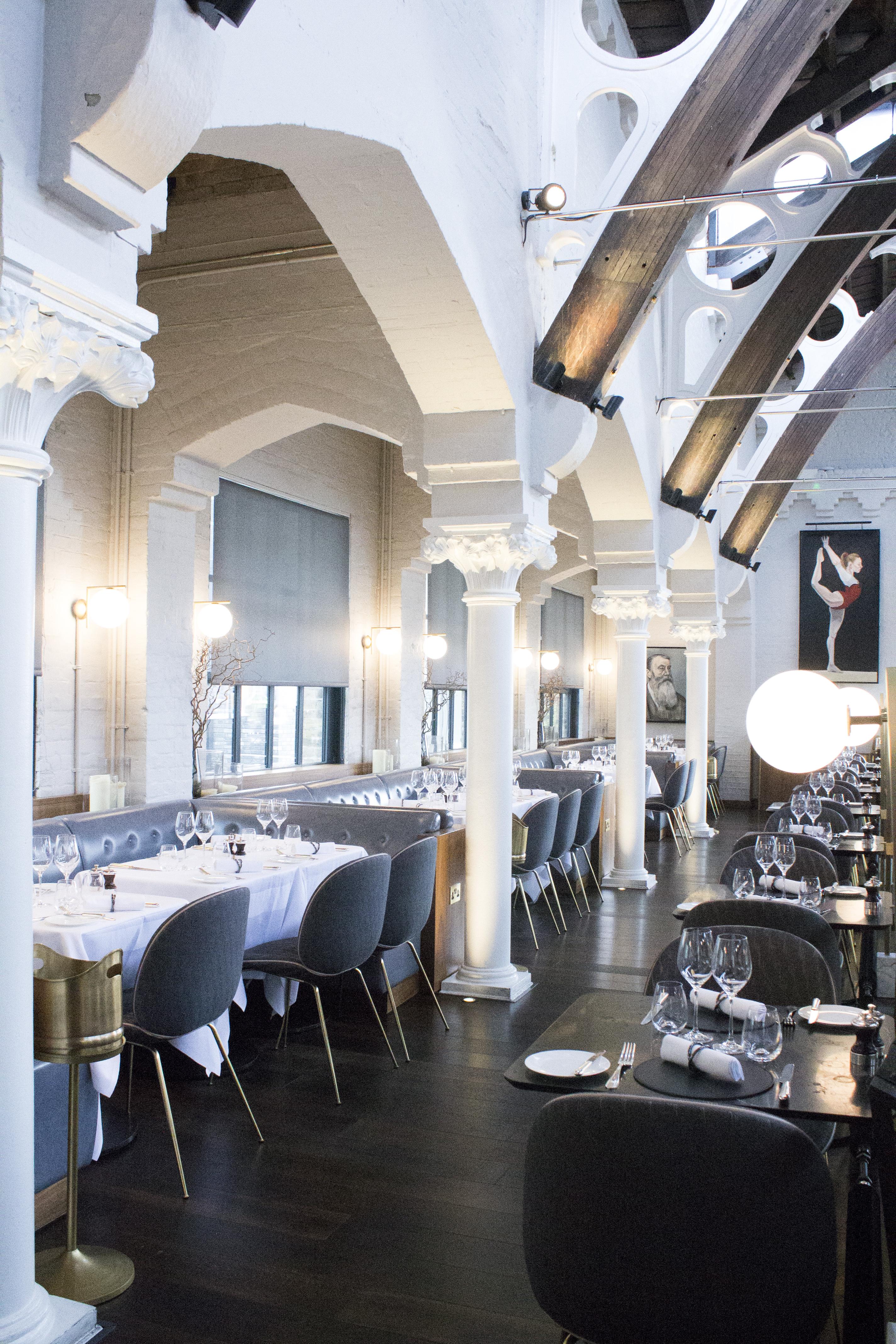 Restaurants-in-London-German-Gymnasium