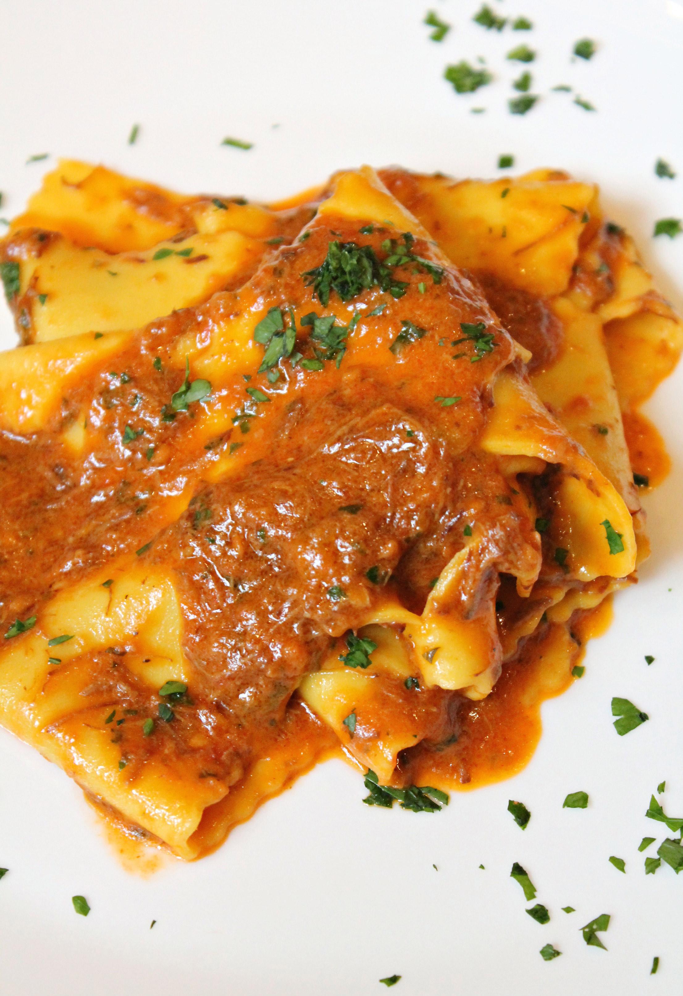 Ragu-and-pasta-Theo's-Simple-Italian-Little-Big-Bell