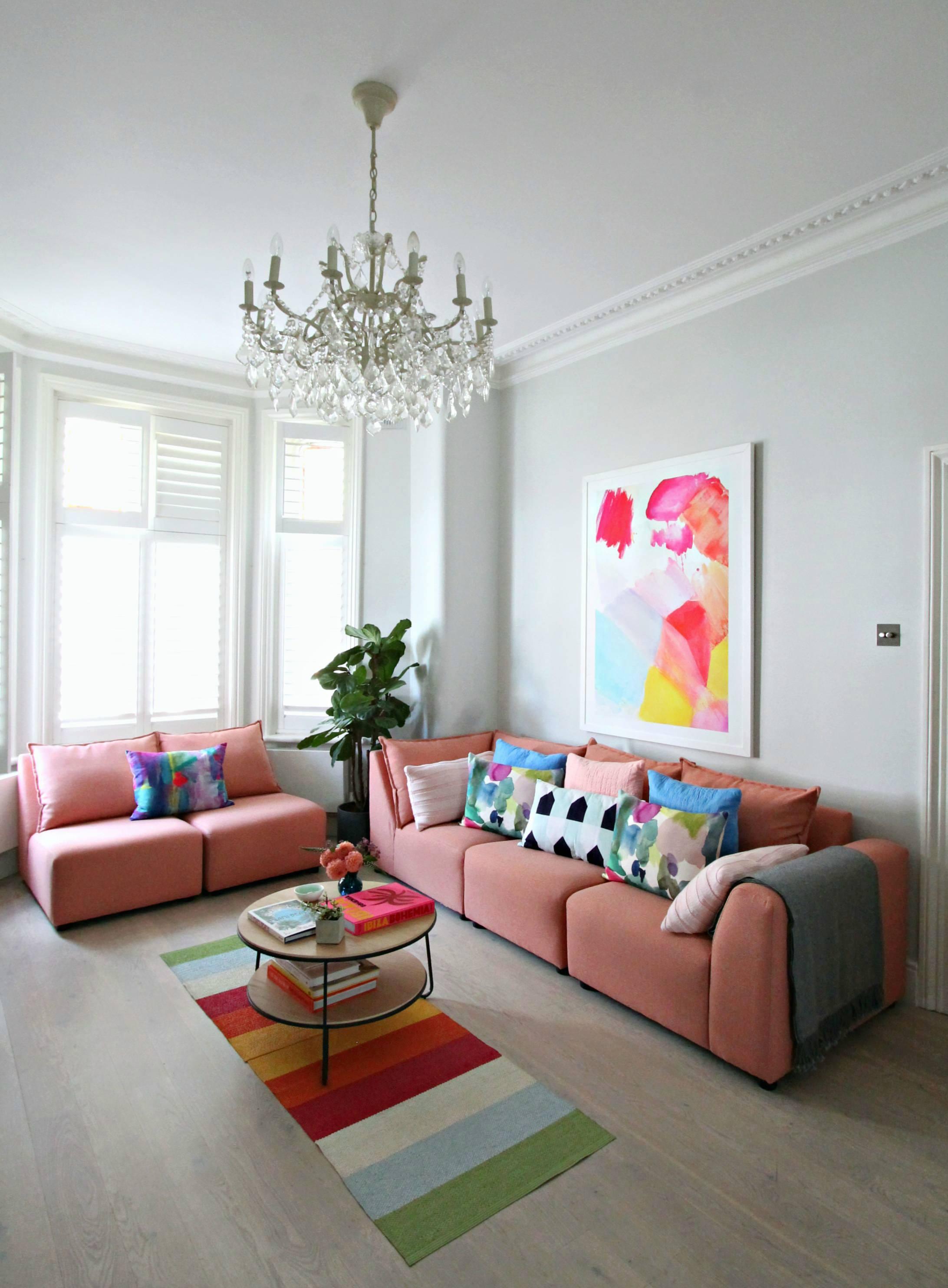 Autumn Living Room Decorating Ideas: LittleBIGBELL An Autumn Living Room Refresh And Update