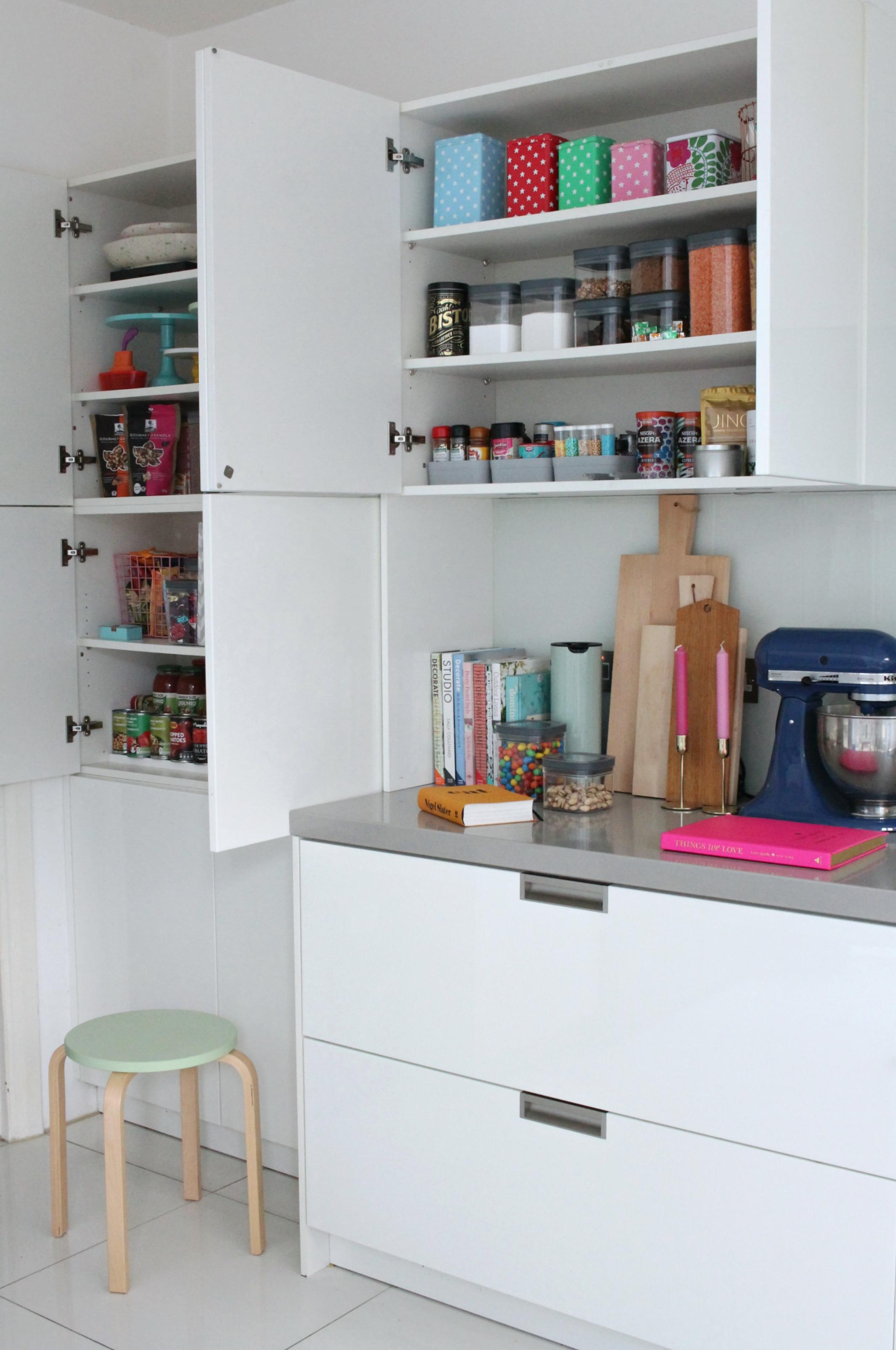 LittleBIGBELL Kitchen Storage. How To Organise Kitchen
